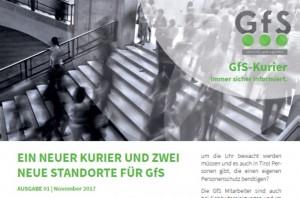 GfS Kurier #1